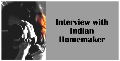 Indian Homemaker