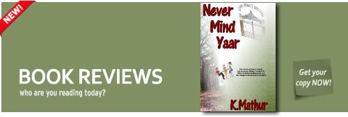 Never Mind Yaar - Indian Bloggers - Book Review Program