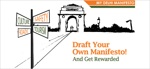 My Delhi Manifesto