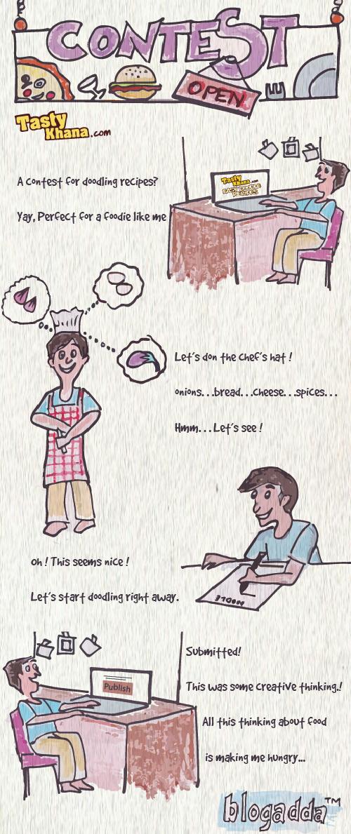 Easy Doodle Recipe