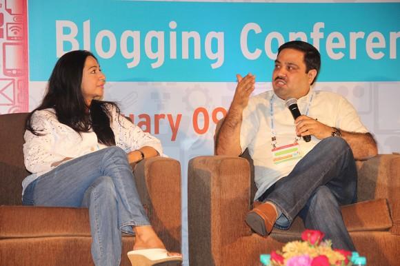 Kiran Manral & Ravi Subramanium