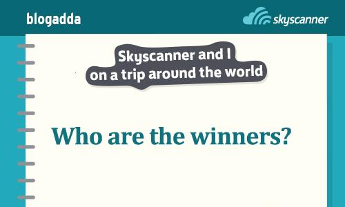 SkyScanner Winners
