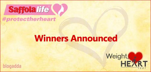 Winner Announcement: #ProtectHerHeart heart health activity