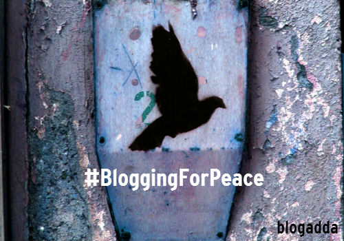 paris attacks #BloggingForPeace