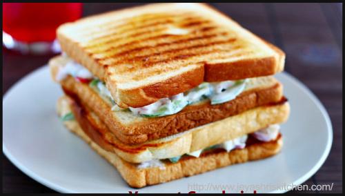 Yogurt Sandwich by Jayeshri - BlogAdda Collective