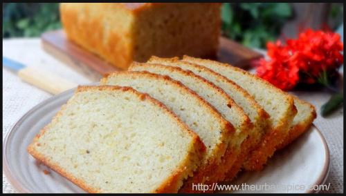 Spiced Yogurt Loaf Cake Recipe By Namita Tiwari - BlogAdda Collective