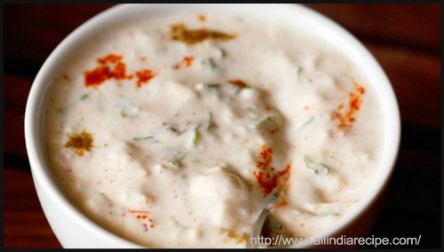 Phool Makhana Raita Recipe By Mukesh Panchal - BlogAdda Collective