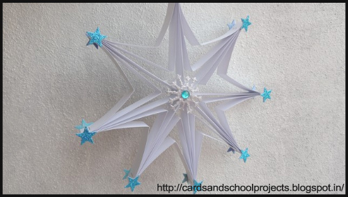Folded Star Tutorial By Dr. Sonia - BlogAdda Collective