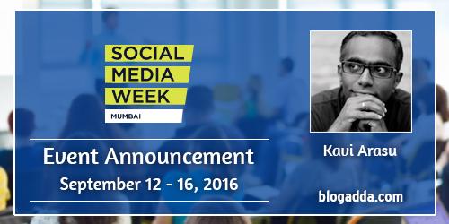 Social Media Week Mumbai Blogpost