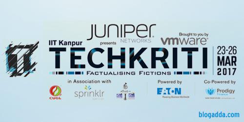 TechKriti IIT Kanpur