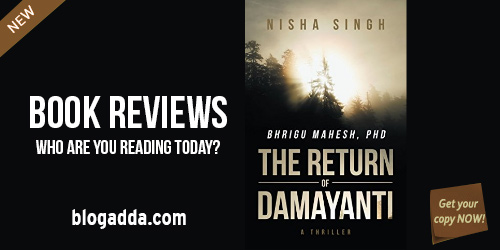 Bhrigu Mahesh - The Return of Damayanti
