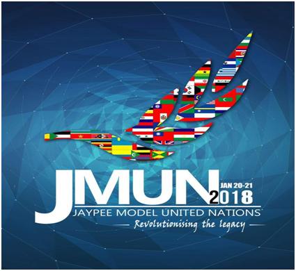 Jaypee MUN 2018 Logo