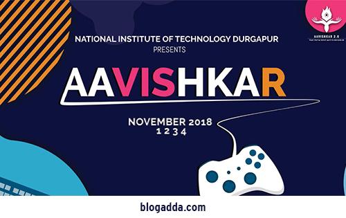Aavishkar - Tech Fest - NIT Durgapur