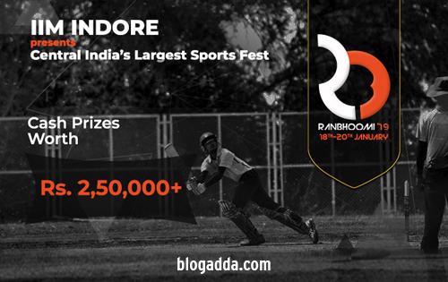 Ranbhoomi 2019 - IIM Indore