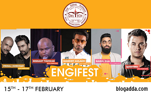 Engifest 2019 - Delhi Technological University