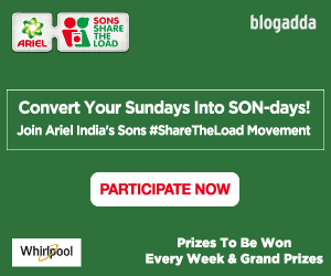 Ariel Son's #ShareTheLoad Movement