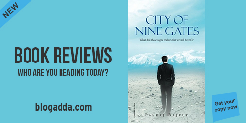 City of Nine Gates - Pankaj Rajput