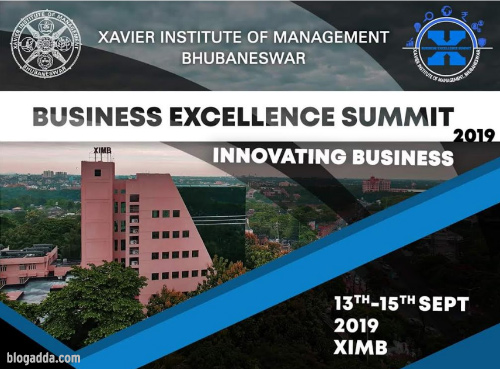 Business Excellence Summit 2019, Xavier Institute of Management